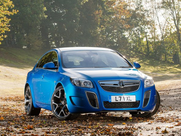 Vauxhall анонсировал Insignia VXR SuperSport
